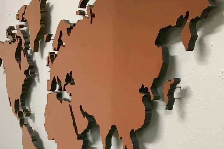 world map copper world map wall pictures wall pictures world map copper gumiabroncs Images