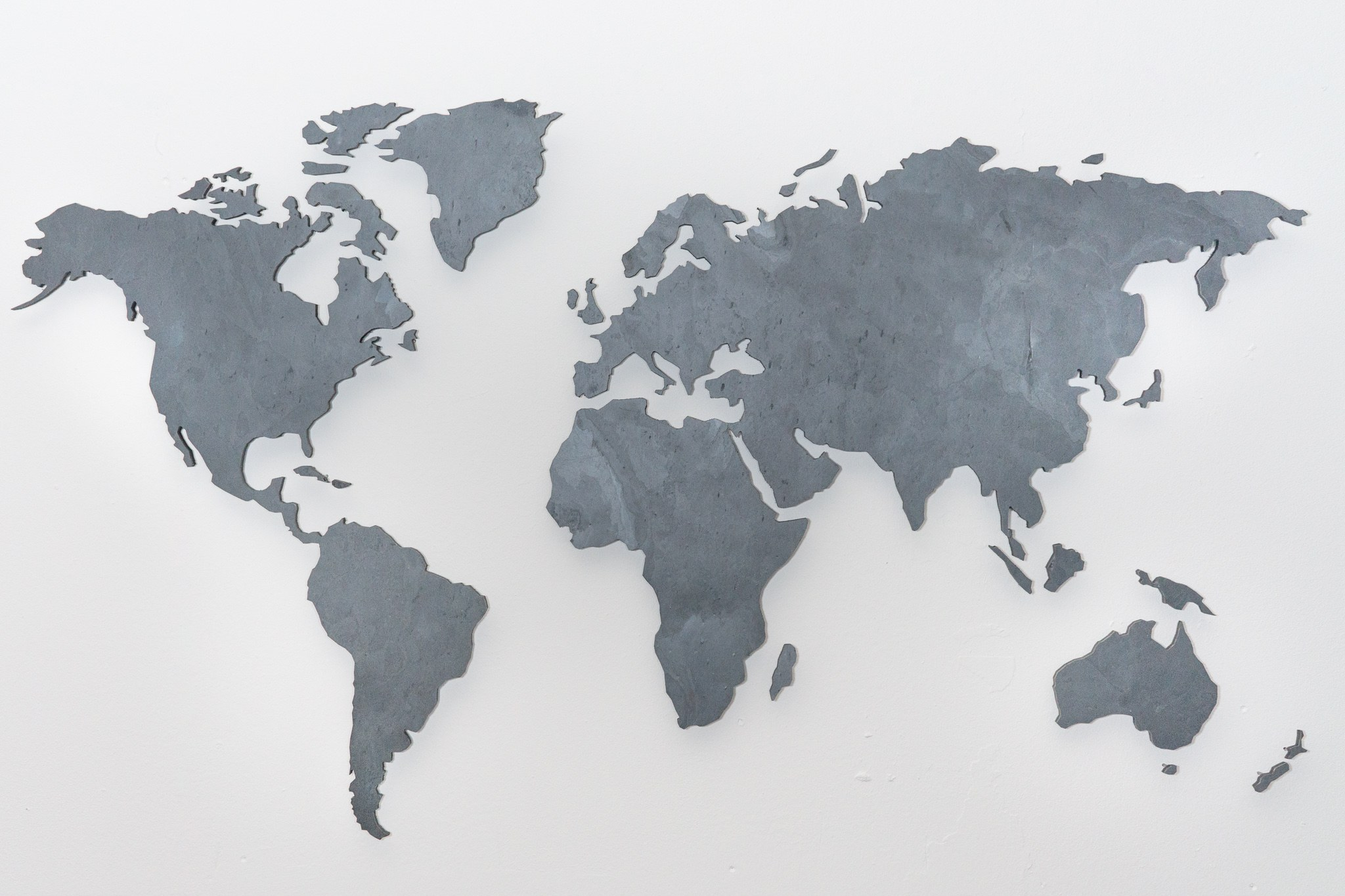 world map slate black world map wall pictures wall pictures world map slate black gumiabroncs Choice Image