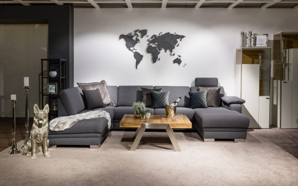 Slate black in collaboration with furniture shop Bussdieker